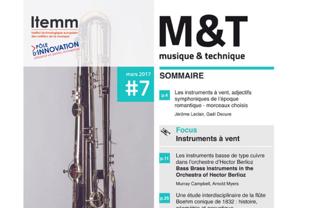 Musique & Technique n°7