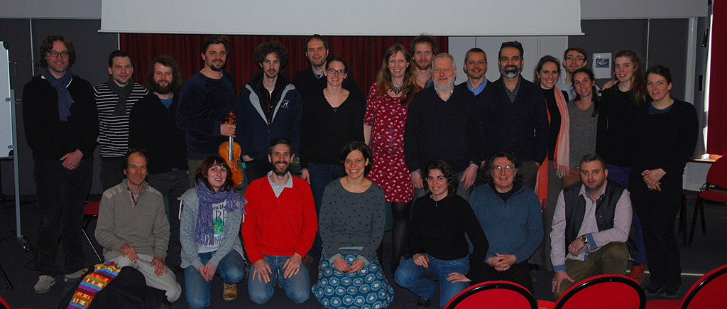 Third European training school on violin acoustics – Mittenwald, 22-26 April 2019