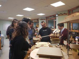 Projet TWIN en partenariat avec le Conservatoire du Mans