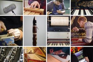 Appel à communication – Colloque Musiques anciennes, les instruments : hier, aujourd'hui, demain