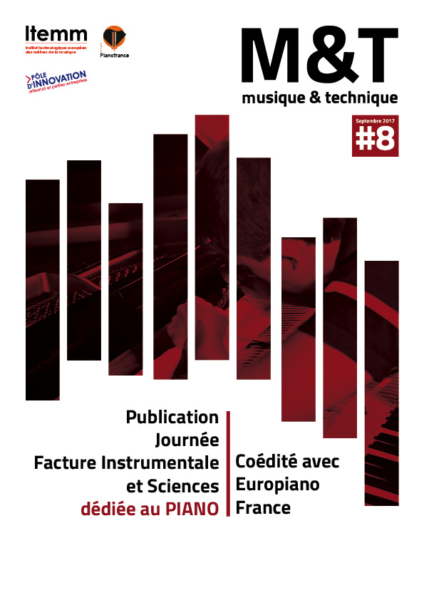 Sortie de musique & technique n°8