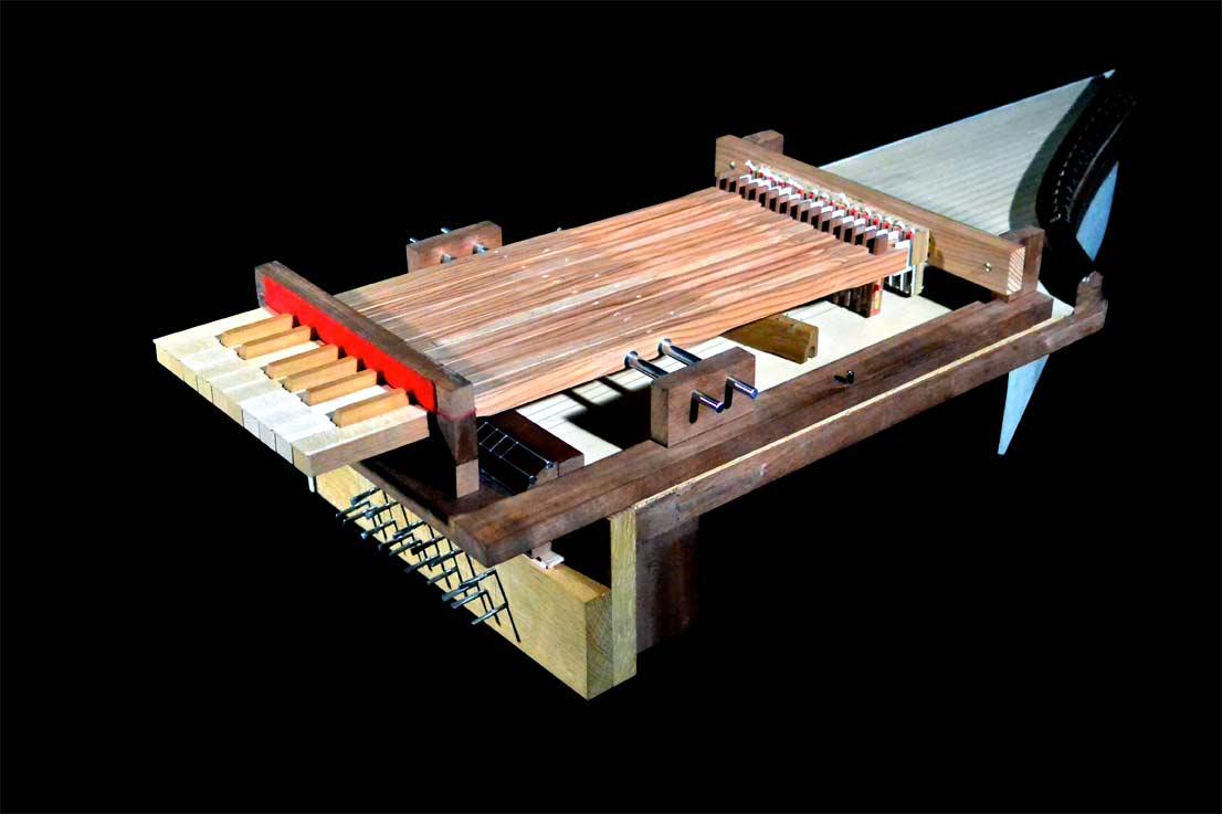 Les instruments innovants sur sweet fm : présentation du clavecin innovant de Thibault Guilmin