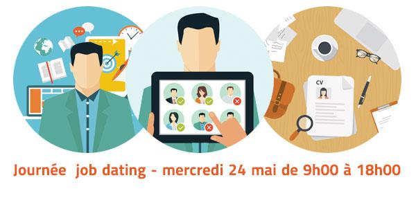 Journée de l'emploi  jeudi 24 mai à L'ITEMM