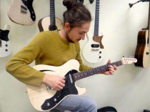 Au Mans, les étudiants de l'ITEMM inventent les instruments de musique de demain