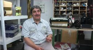[#AncienÉlève] Patrick Macarez s'est initié au métier de facteur d'accordéon