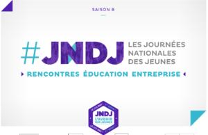 Journées Nationales des Jeunes (JNDJ) 2018-2019