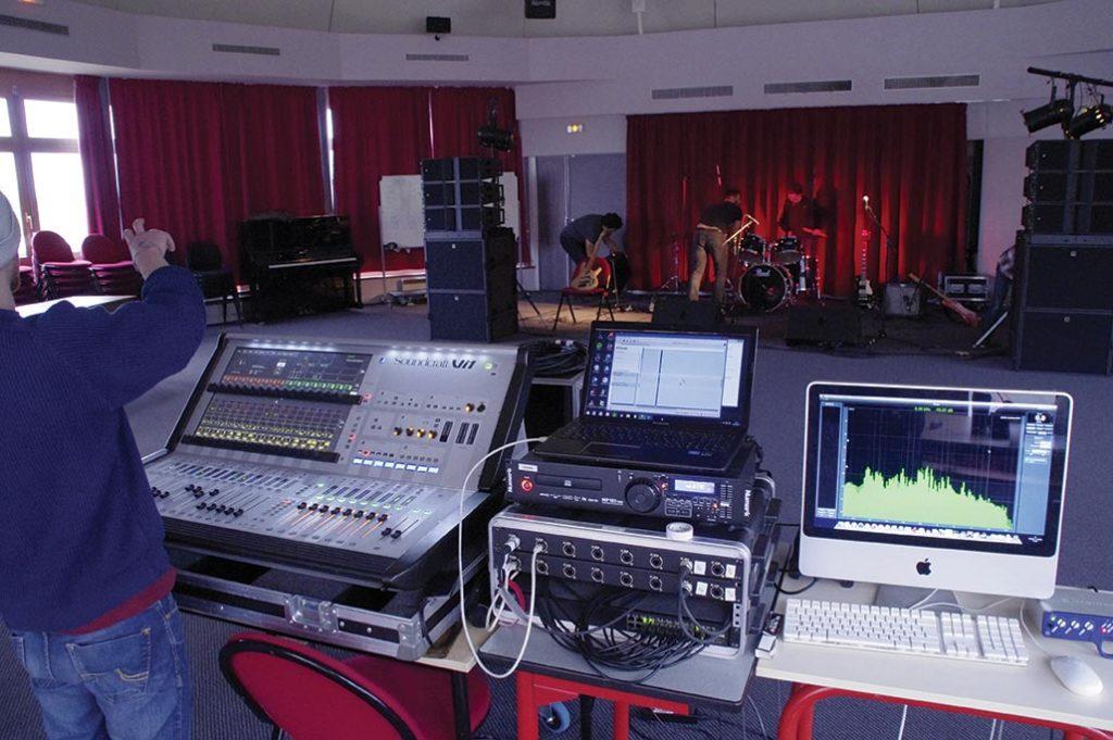 Initiation aux techniques de sonorisation – Niveau 1