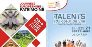 l'ITEMM ce weekend au Musée des instruments à vent et aux Talents Coeur de Ville