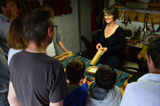 Où sont les instruments ? Cartographie des acteurs de la facture instrumentale en Pays de la Loire
