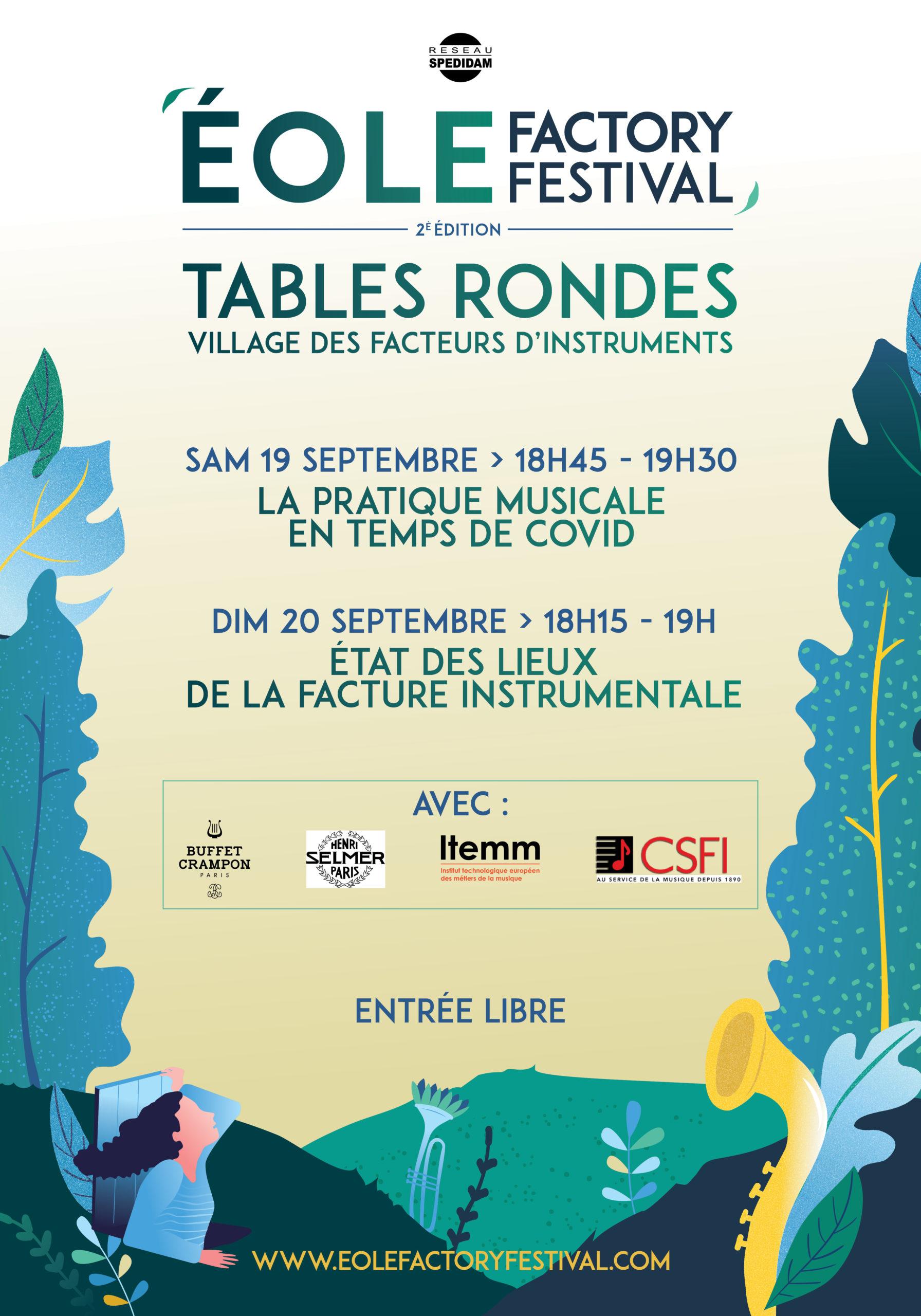 L'Itemm sera présent ce week-end au Eole Factory Festival à Mantes la Jolie !