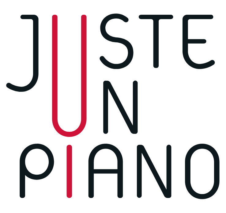 Juste un piano logo