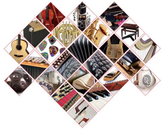 Projet PIC : Guides par instruments mis à jour et traductions